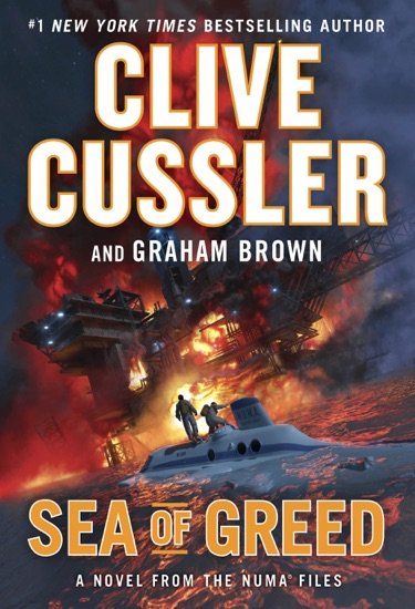 Sea of Greed by Clive Cussler & Graham Brown pdf download