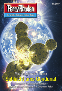 Perry Rhodan 2987: Schlacht ums Gondunat - Michael Marcus Thurner pdf download