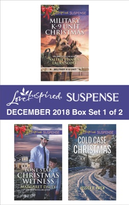 Harlequin Love Inspired Suspense December 2018 - Box Set 1 of 2 - Margaret Daley & Jessica R. Patch pdf download
