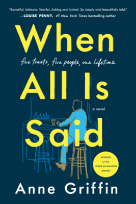 When All Is Said - Anne Griffin