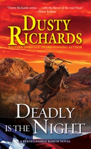 Deadly Is the Night - Dusty Richards pdf download
