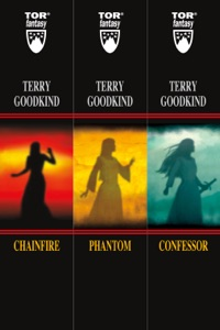 A Sword of Truth Set: The Chainfire Trilogy - Terry Goodkind pdf download