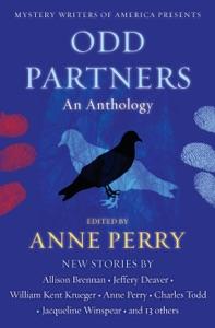 Odd Partners - Mystery Writers of America, Anne Perry, Allison Brennan, Jeffery Deaver & William Kent Krueger pdf download