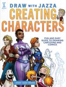 Draw With Jazza - Creating Characters - Josiah Brooks pdf download