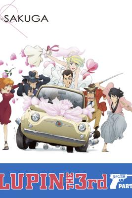 Anime: Lupin the 3rd PART4 E-SAKUGA - TMS & Onebilling