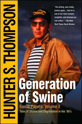 Generation of Swine - Hunter S. Thompson pdf download