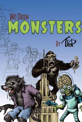 We Draw #1: We Draw Monsters - Thomas Friis Pedersen