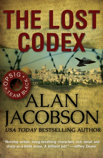 The Lost Codex by Alan Jacobson PDF Download