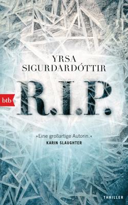 R.I.P. - Yrsa Sigurðardóttir pdf download