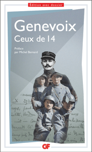 Ceux de 14 - Maurice Genevoix pdf download