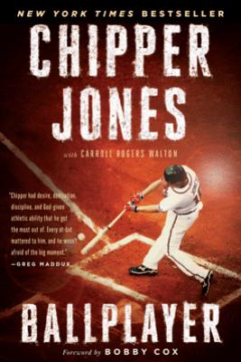Ballplayer - Chipper Jones & Carroll Rogers Walton