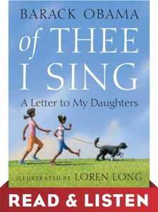 Of Thee I Sing: Read & Listen Edition - Barack Obama & Loren Long pdf download