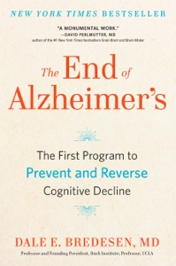 The End of Alzheimer's - Dale Bredesen pdf download