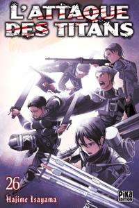 L'Attaque des Titans T26 - Hajime Isayama pdf download