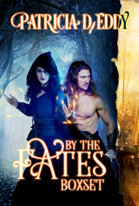 By the Fates Series: Books 1-4 - Patricia D. Eddy pdf download