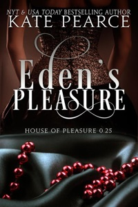 Eden's Pleasure - Kate Pearce pdf download