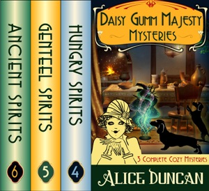 The Daisy Gumm Majesty Cozy Mystery Box Set 2 (Three Complete Cozy Mystery Novels in One) - Alice Duncan pdf download