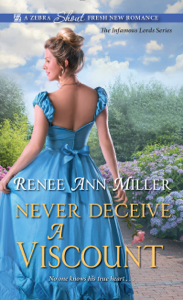 Never Deceive a Viscount - Renee Ann Miller pdf download