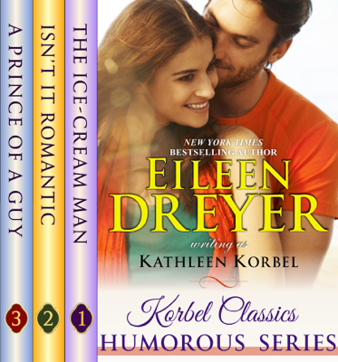 Korbel Classic Romance Humorous Series Boxed Set (Three Complete Contemporary Romance Novels in One) - Eileen Dreyer & Kathleen Korbel pdf download