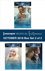 Harlequin Medical Romance October 2018 - Box Set 2 of 2 - Janice Lynn, Amy Ruttan & Abigail Gordon pdf download