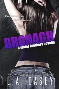 Bronagh - L.A. Casey pdf download