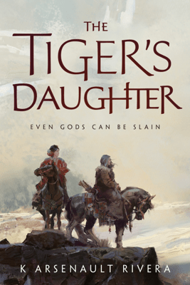 The Tiger's Daughter - K Arsenault Rivera pdf download