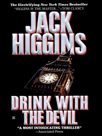 Drink with the Devil by Jack Higgins PDF Download