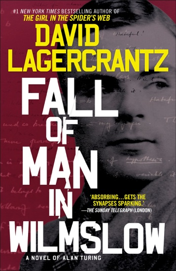 Fall of Man in Wilmslow by David Lagercrantz pdf download