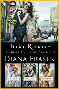Italian Romance Boxed Set - Diana Fraser pdf download
