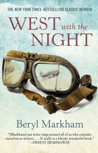 West with the Night - Beryl Markham pdf download