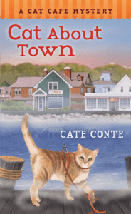 Cat About Town - Cate Conte pdf download