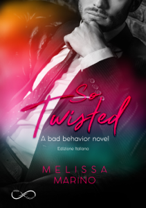 So Twisted - Melissa Marino, Angelice Graphics & Federico Scalici pdf download