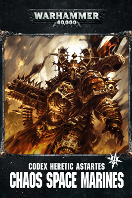 Codex: Chaos Space Marines Enhanced Edition - Games Workshop