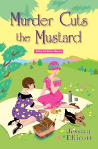 Murder Cuts the Mustard - Jessica Ellicott pdf download