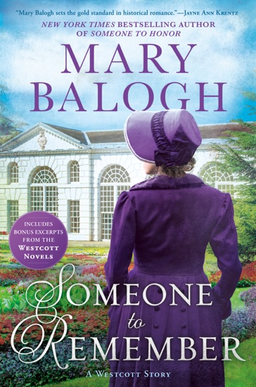 Someone to Remember by Mary Balogh PDF Download