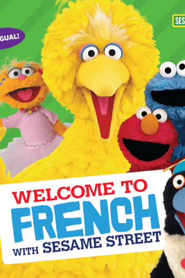 Welcome to French with Sesame Street ® - J. P. Press