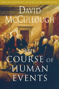 The Course of Human Events - David McCullough pdf download