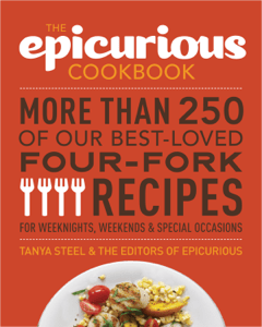 The Epicurious Cookbook - Tanya Steel & The Editors of Epicurious.com pdf download