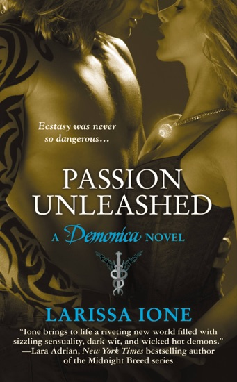 Passion Unleashed by Larissa Ione pdf download