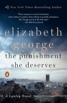 The Punishment She Deserves - Elizabeth George pdf download