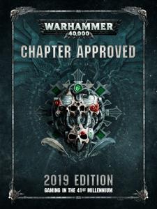 Warhammer 40,000: Chapter Approved 2019 - Games Workshop pdf download