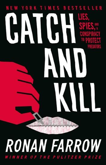 Catch and Kill by Ronan Farrow pdf download