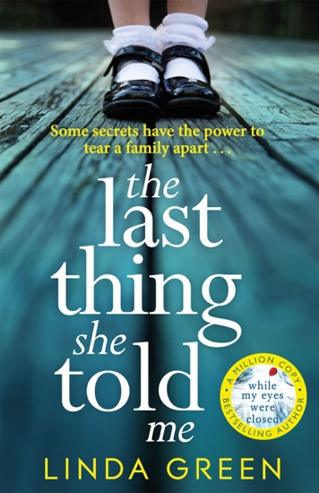 The Last Thing She Told Me by Linda Green PDF Download