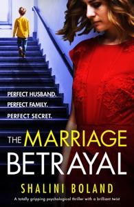 The Marriage Betrayal - Shalini Boland pdf download