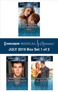 Harlequin Medical Romance July 2019 - Box Set 1 of 2 - Louisa George, Sue MacKay & Janice Lynn pdf download