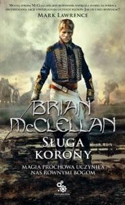 Sługa korony - Brian McClellan pdf download