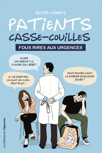 Patients casse-couilles - Sonia Camay pdf download