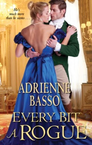 Every Bit a Rogue - Adrienne Basso pdf download