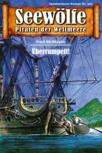 Seewölfe - Piraten der Weltmeere 500 - Fred McMason pdf download