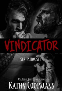The Vindicator Boxset - Kathy Coopmans pdf download